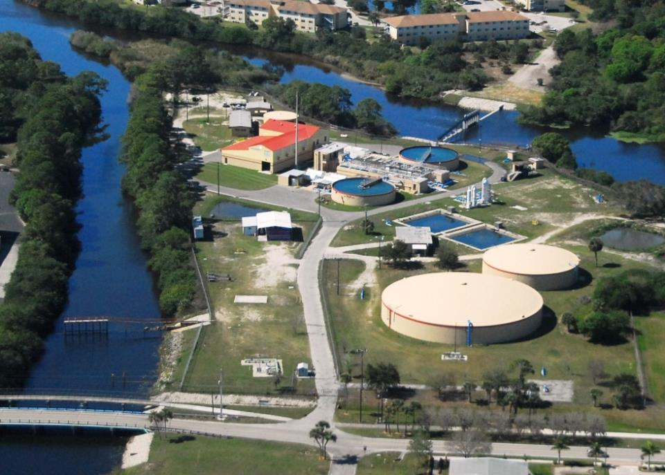Myakkahatchee Creek Water Treatment Plant