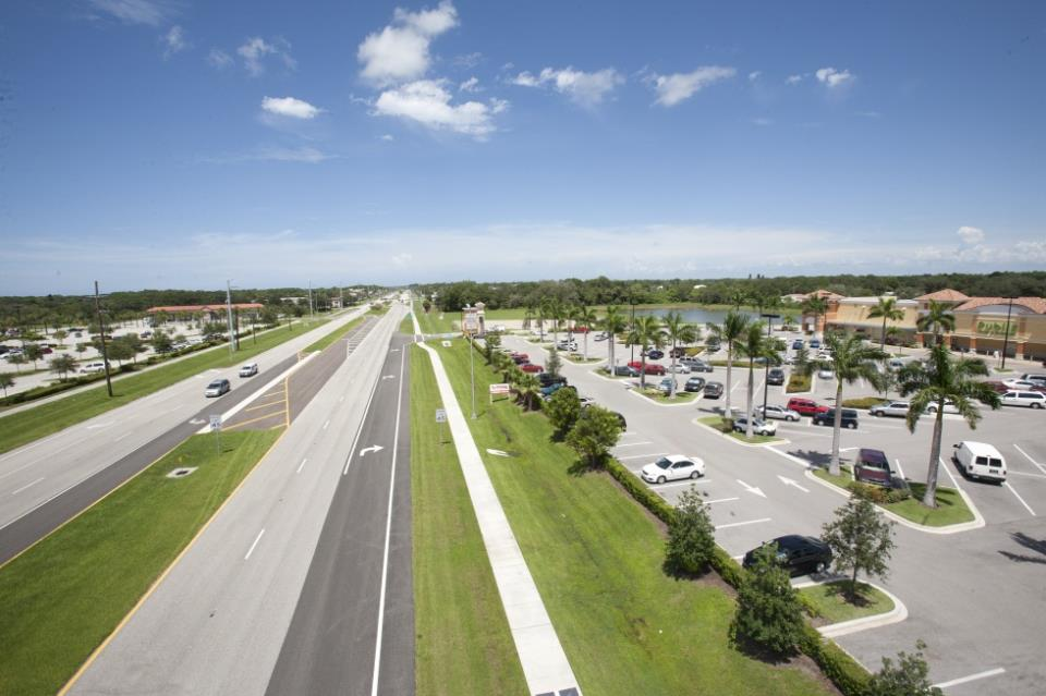 Tamiami Trail in North Port