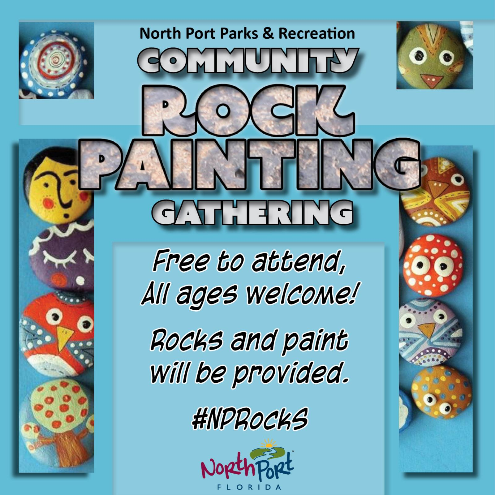 Rock Painting-SM Post