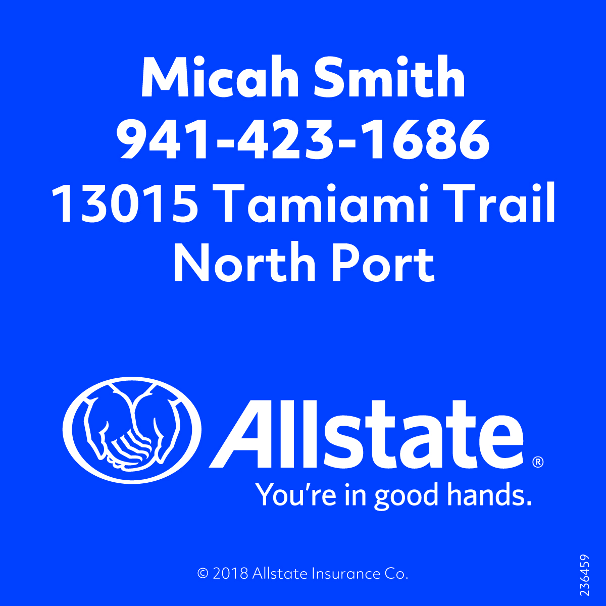 Allstate-Micah Smith