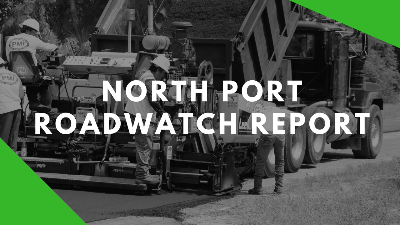 Roadwatch Report 8-14-17
