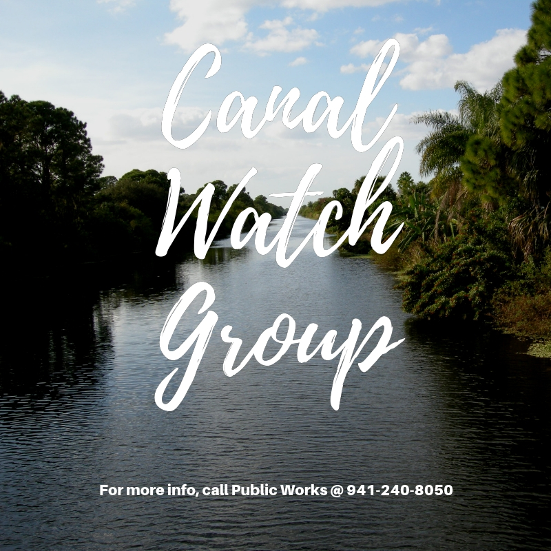Canal Watch Group Graphic