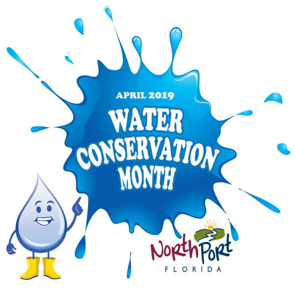 Water Conservation Month w Ricky