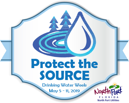 Drinking Water Week Logo 2019