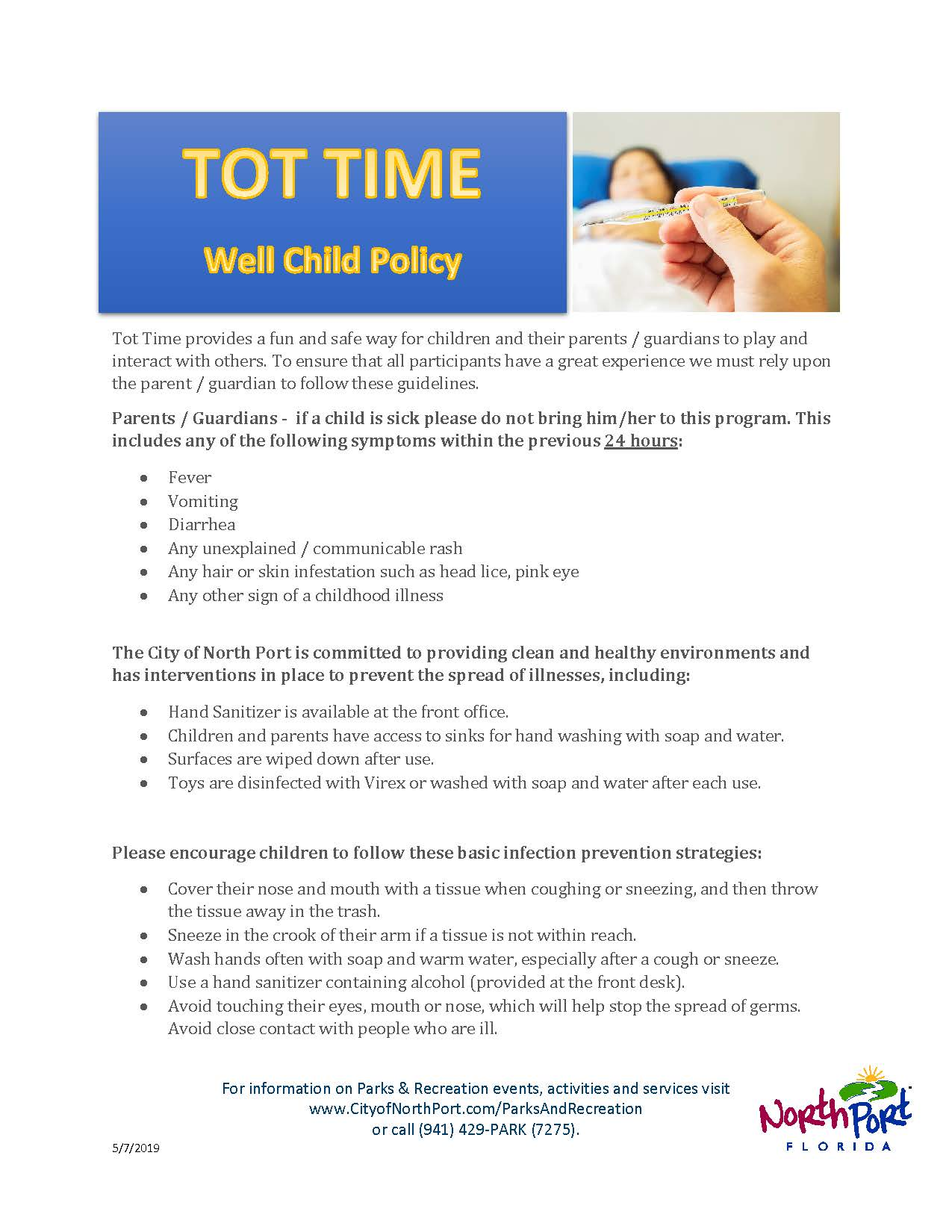 Tot Time Well Child PolicyTW (002)