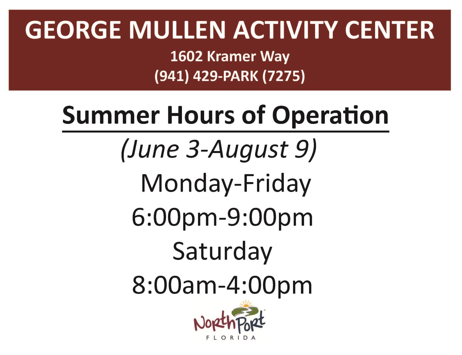 Summer Hours - GMAC small