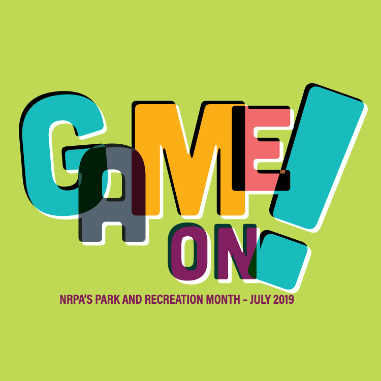 Game On! Parks & Recreation Month 2019