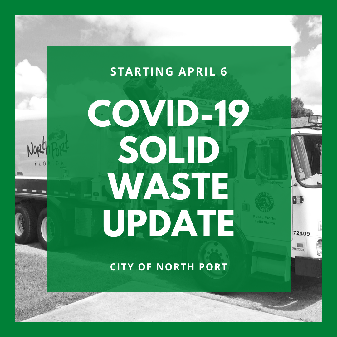 COVID-19 Solid Waste Updates to Collection Service