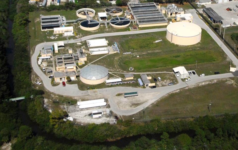 North Port Wastewater Treatment Plant