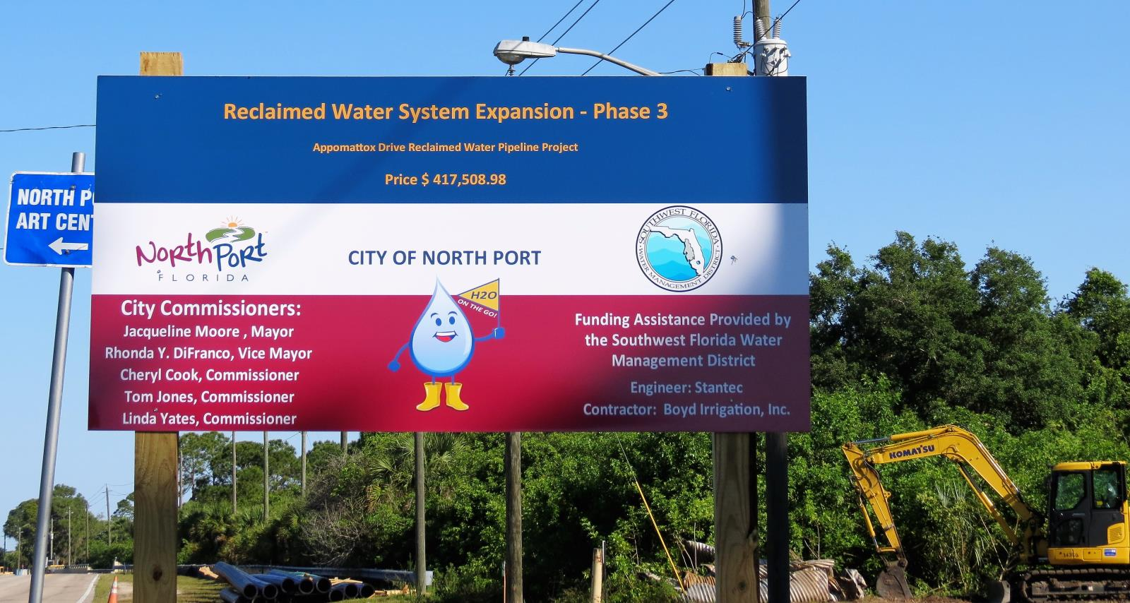 Reclaimed Water System Expansion- Phase 3- Appomattox (3) 2